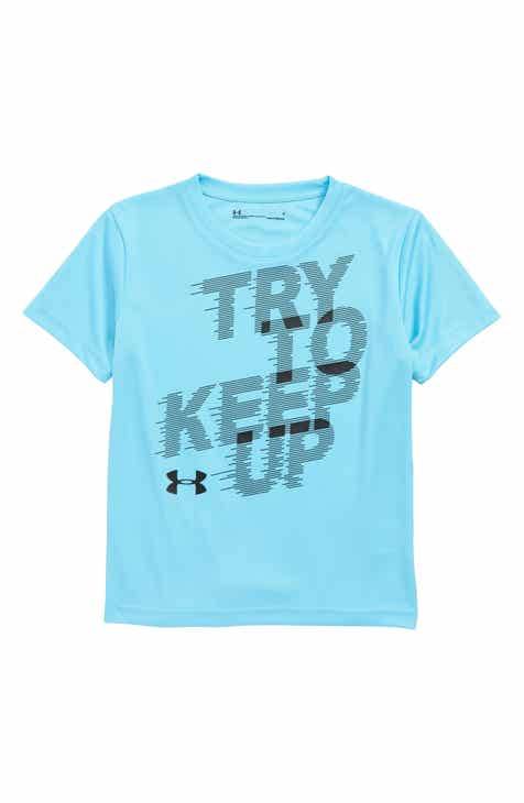 Under Armour Try to Keep Up T-Shirt (Toddler Boys & Little Boys)