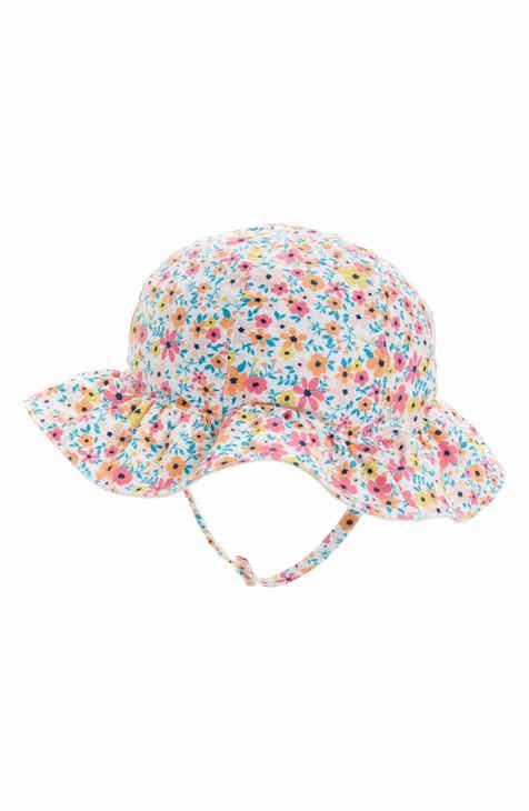 c4bf749c31d Tucker + Tate Reversible Ruffle Hat (Baby)