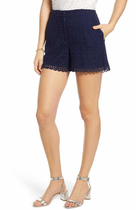 1901 Eyelet Shorts (Regular & Petite) by 1901