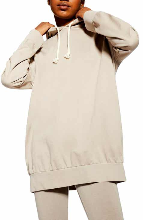 Topshop Oversize Lounge Hoodie by TOPSHOP