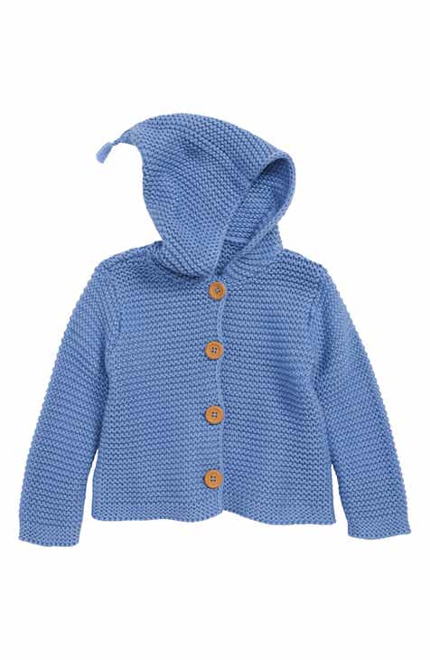 b23bc0c90 Nordstrom Baby Lofty Organic Cotton Hooded Cardigan (Baby)