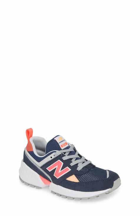quite nice 2965c 05de5 New Balance Blue Fog 574 Sneaker (Baby, Walker, Toddler, Little Kid,   Big  Kid)