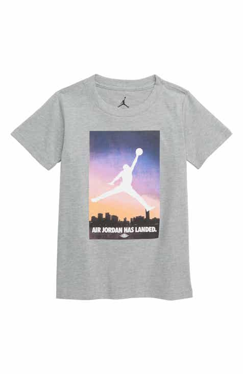 9a08df3d0c488d Jordan Logo T-Shirt (Toddler Boys   Little Boys)