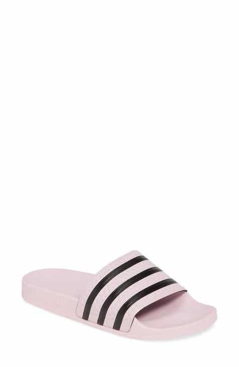 e8993d8d57c adidas  Adilette  Slide Sandal (Women)