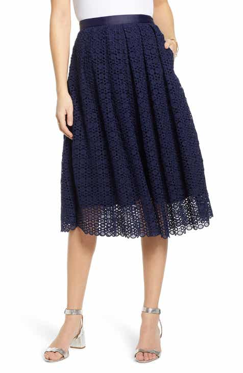 June & Hudson A-Line Skirt by JUNE AND HUDSON