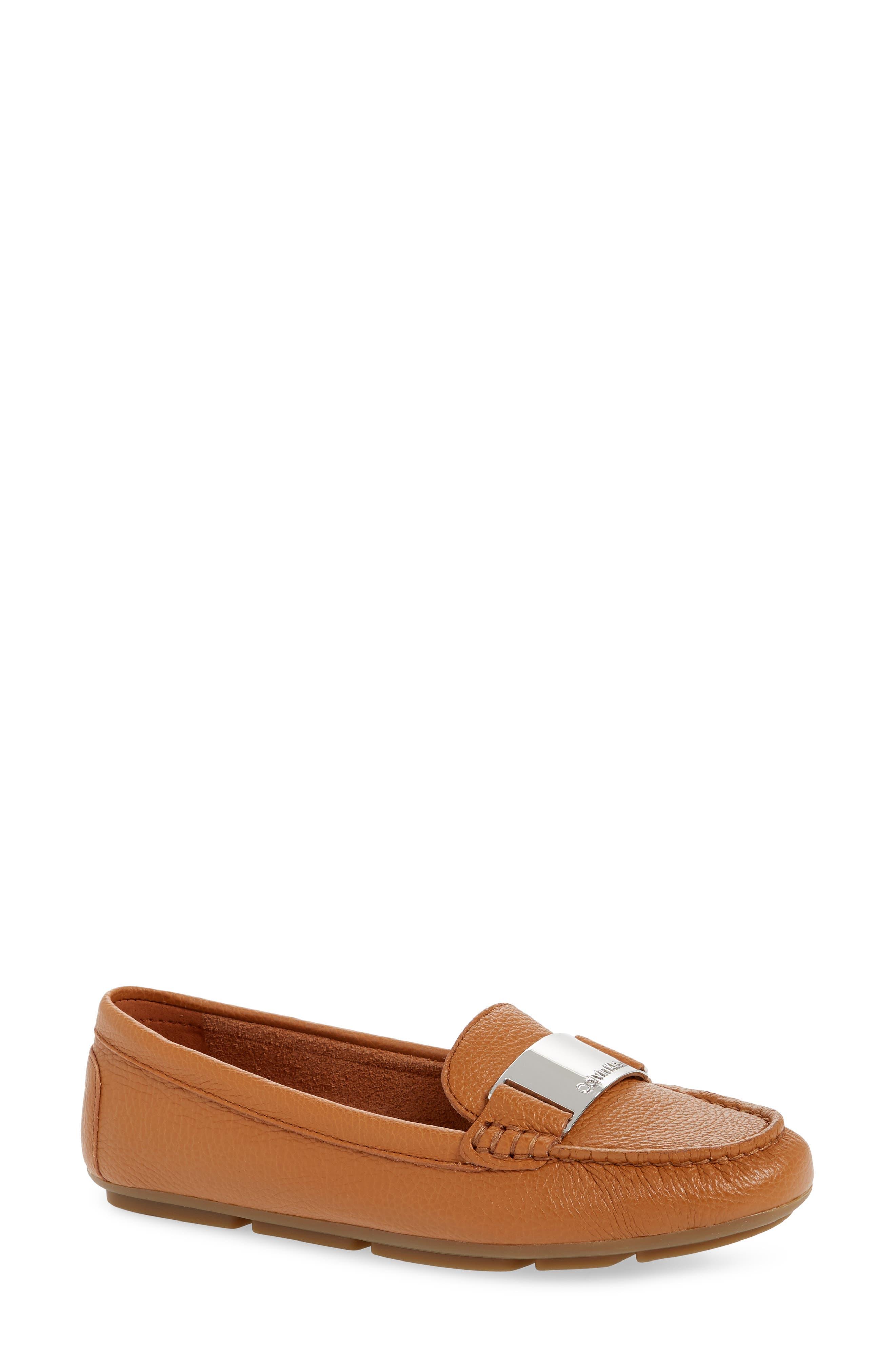 f44b9e2d2d4 Women s Calvin Klein Flat Loafers