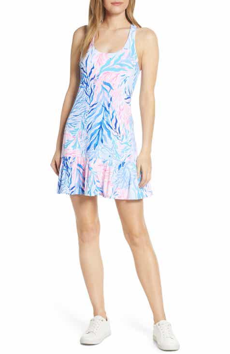 addada2a19e0 Lilly Pulitzer® Luxletic Meryl UPF 50+ Ace Tennis Dress   Shorts Set