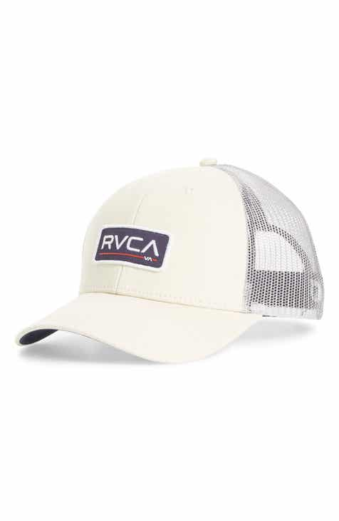 b34873a7758df RVCA Ticket II Trucker Hat