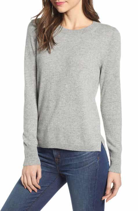 J.Crew Crewneck Cashmere Sweater (Regular   Plus Size) 988f7dee52