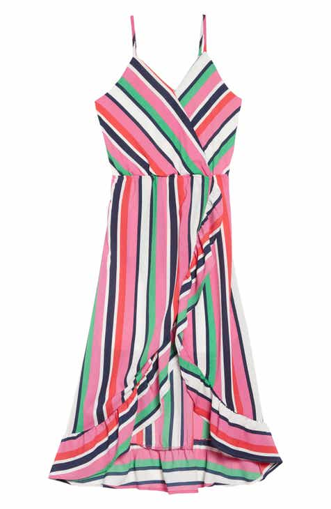 6b18b27e763d Mia Chica Stripe Maxi Dress (Big Girls)