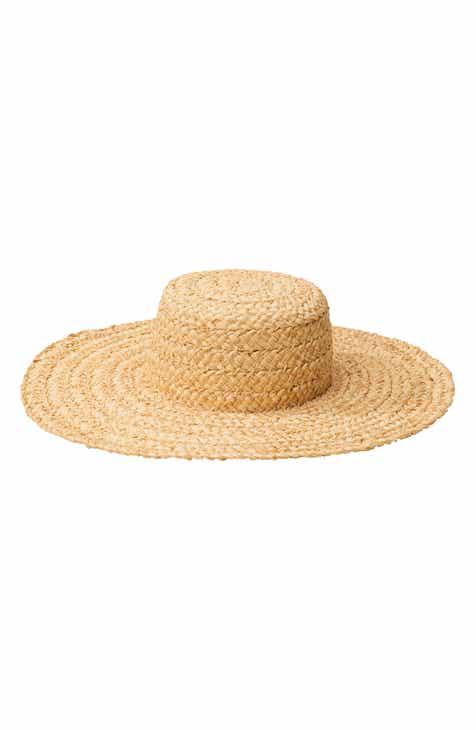 75b625ea0fdf3 O Neill Landmark Raffia Straw Hat