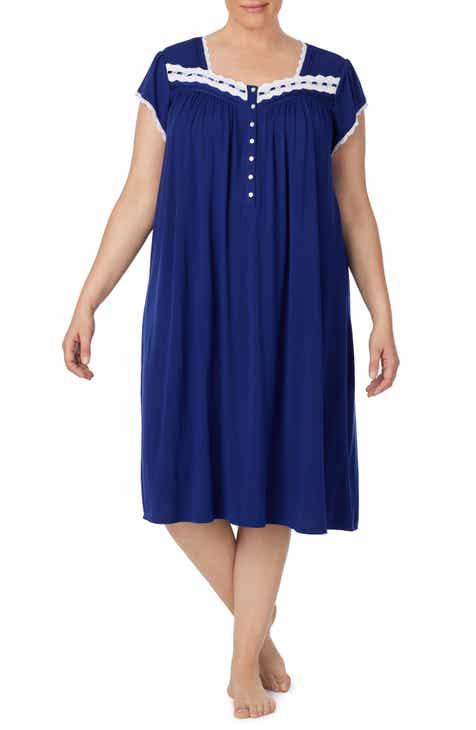 71642b0aef30 Eileen West Waltz Nightgown (Plus Size)