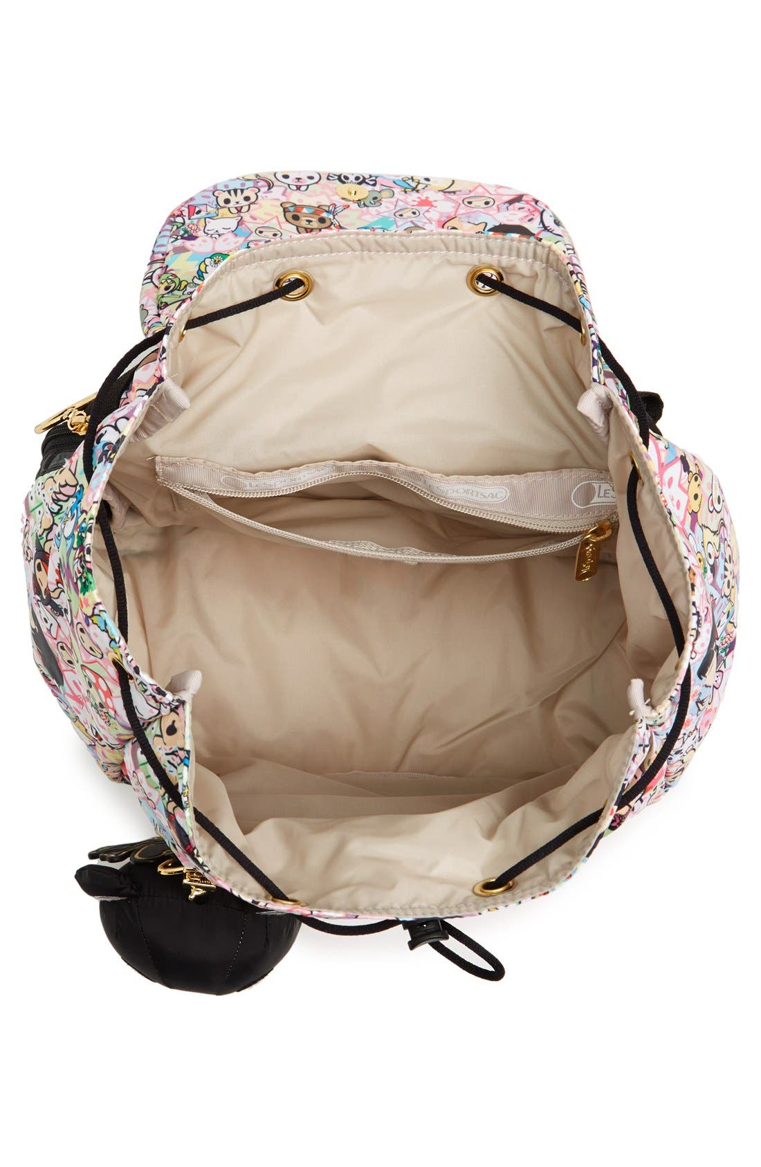 Alternate Image 6  - tokidoki x LeSportsac 'Piccolina' Nylon Backpack