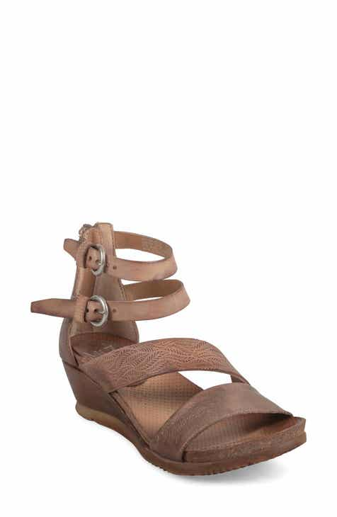 be74ff19908 Miz Mooz Millie Wedge Sandal (Women)