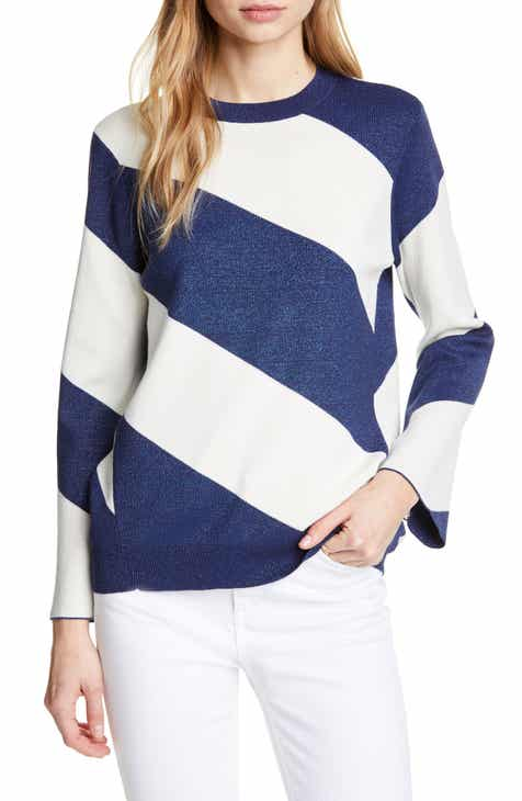 Ted Baker London Danyeil Directional Stripe Sweater by TED BAKER LONDON