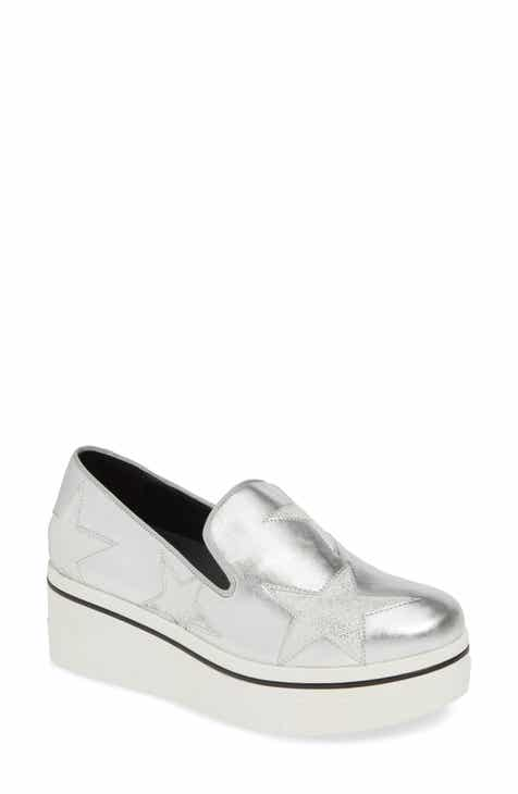 05bf4ae0351 Stella McCartney Binx Stars Platform Sneaker (Women)