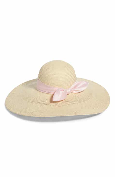 33adf76b7764 Rachel Parcell Large Brim Straw Hat (Nordstrom Exclusive)