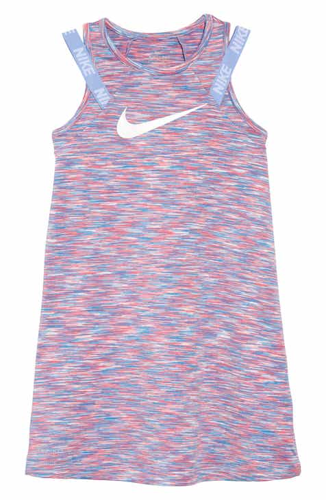 8aa08d71fa1d Nike Dri-FIT Sport Essentials Romper (Toddler Girls   Little Girls)