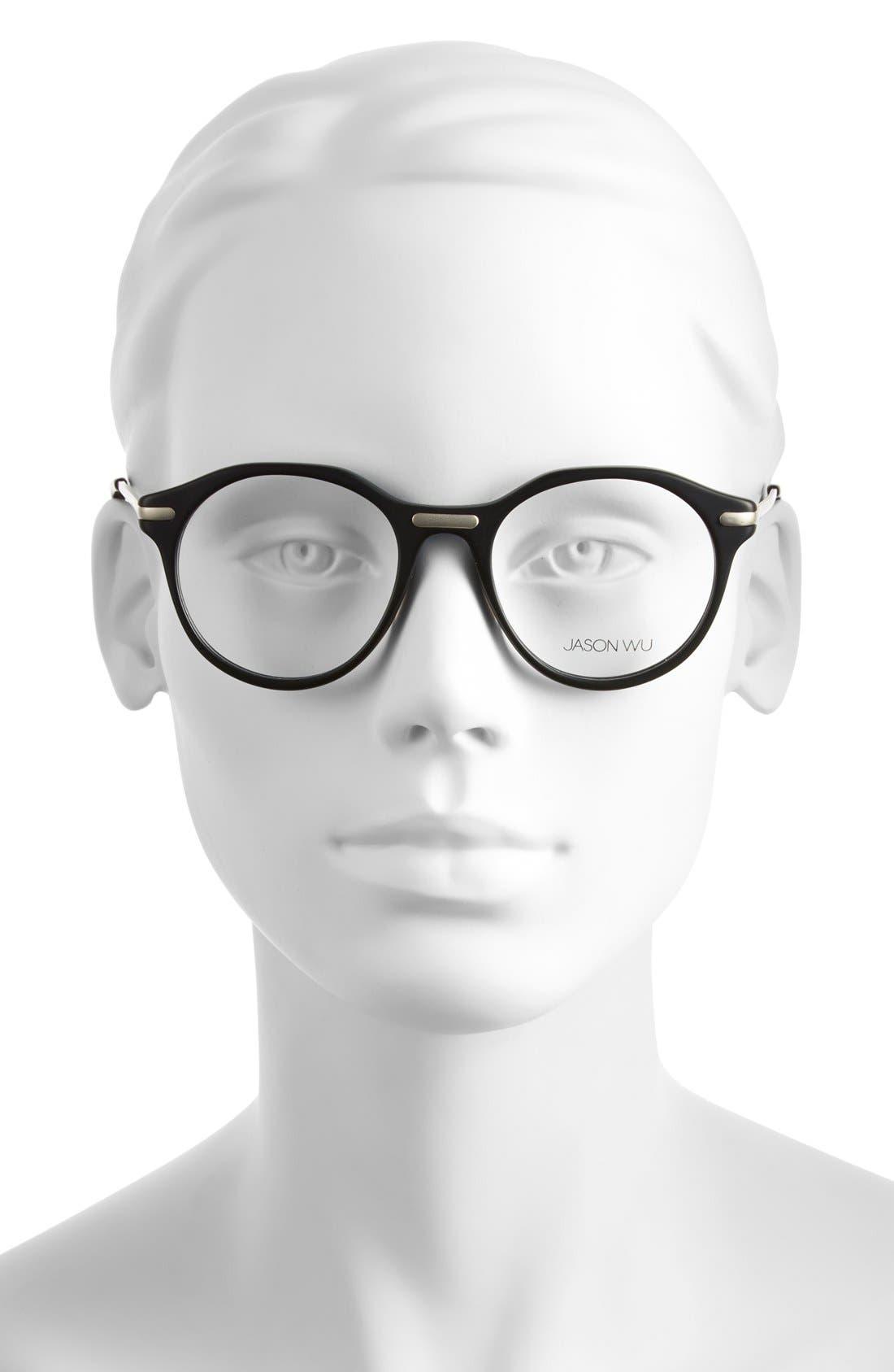 Alternate Image 2  - Jason Wu 'Camille' 49mm Optical Glasses