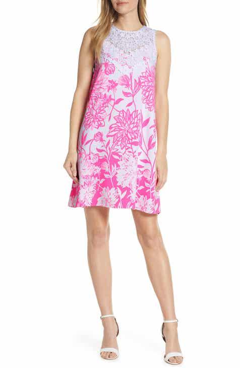 New Lilly Pulitzer® Nala Sleeveless Shift Dress Savings