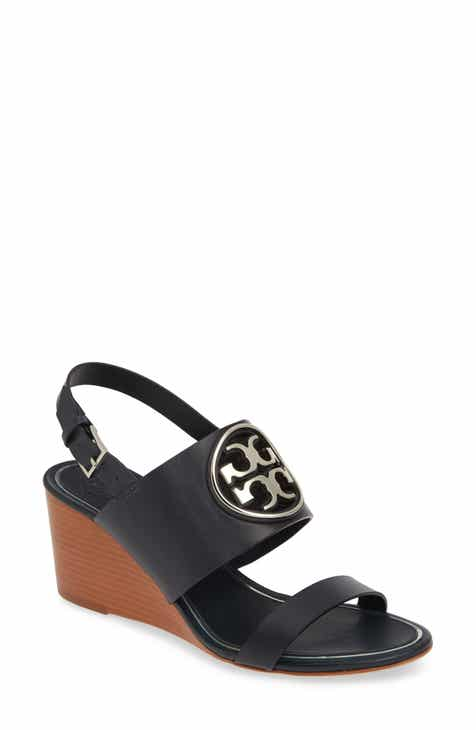 6c33d735b775 Tory Burch Miller Wedge Sandal (Women)