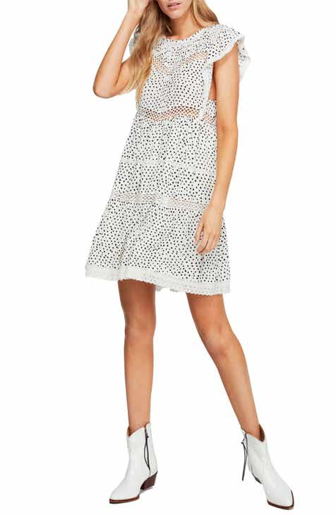 bc83d1256ef Free People Retro A-Line Dress