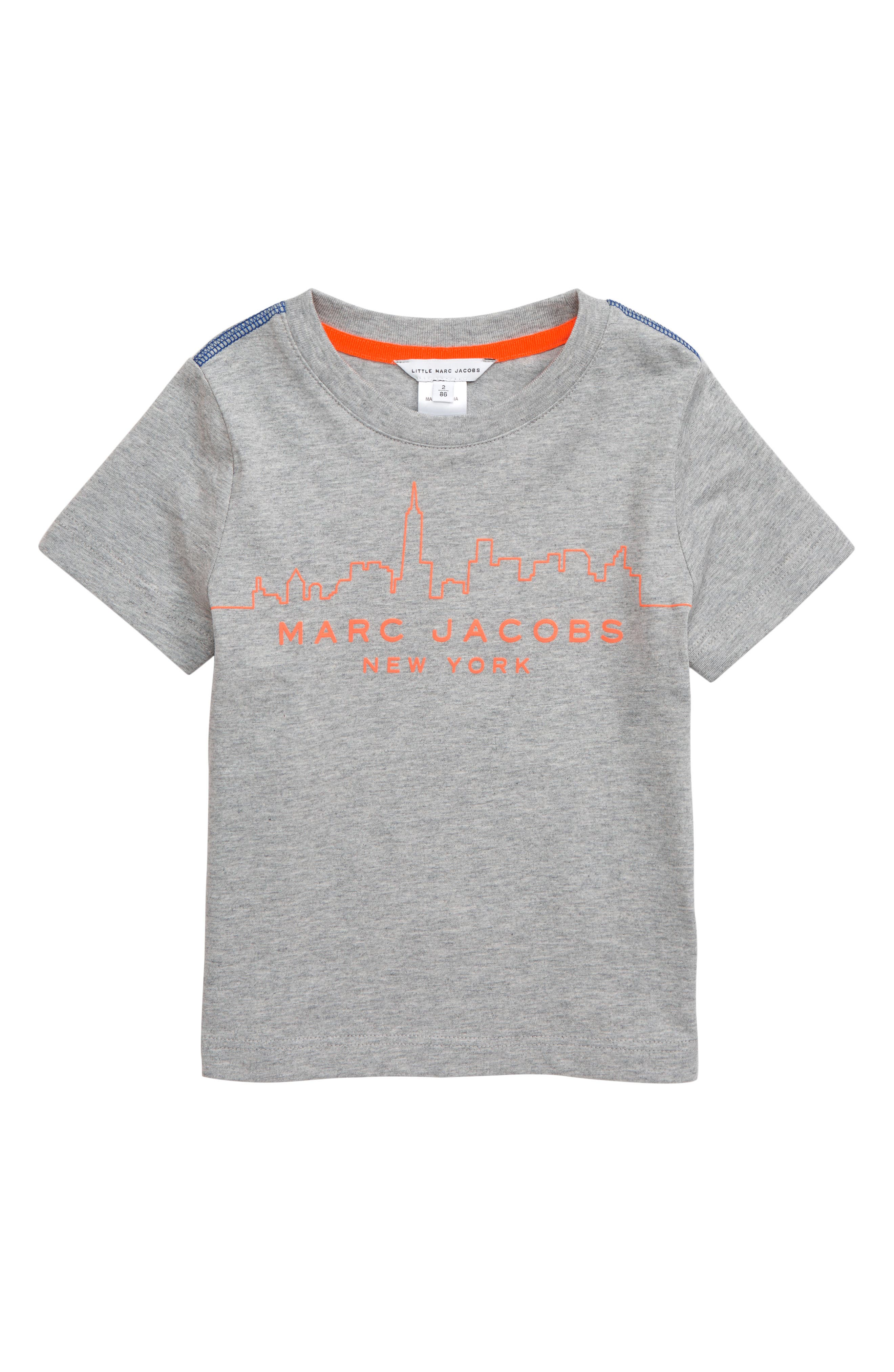ab2083d413c8e3 Kids  LITTLE MARC JACOBS Apparel  T-Shirts