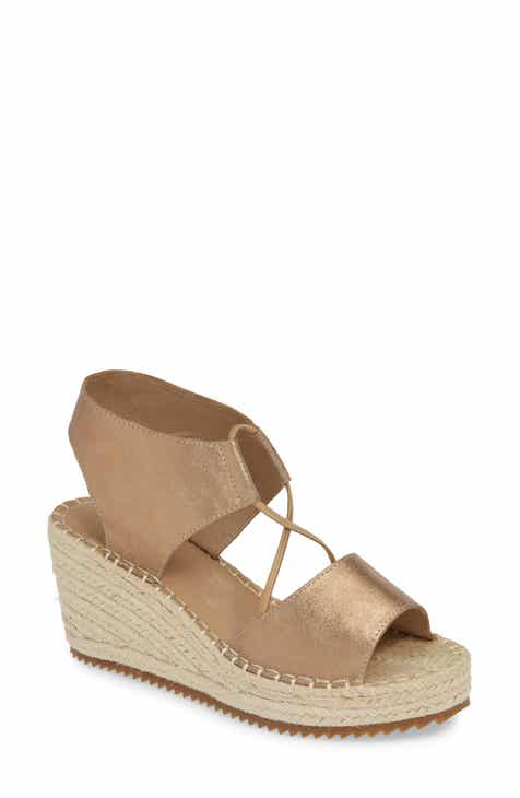 4d0f09493e6 Eileen Fisher Whim Wedge Sandal (Women)