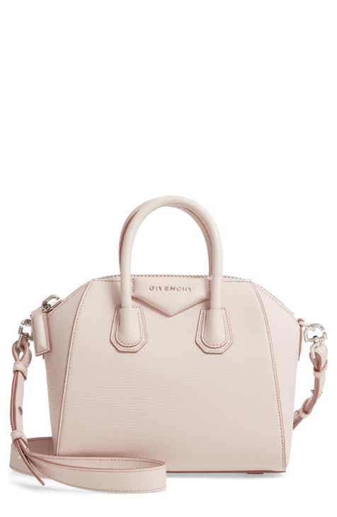 Givenchy  Mini Antigona  Sugar Leather Satchel 663937cd44c68