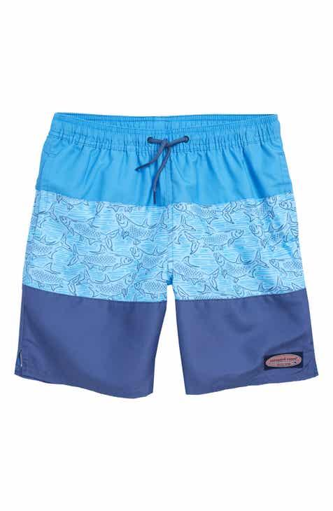 ad6d909a6a Big Boys' Vineyard Vines Swim Trunks: Board Shorts and Rashguards ...