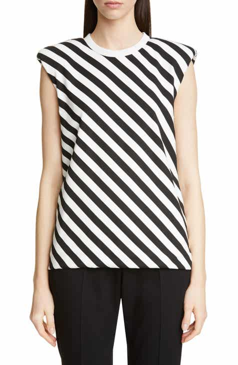 Dries Van Noten Hamp Cotton Top