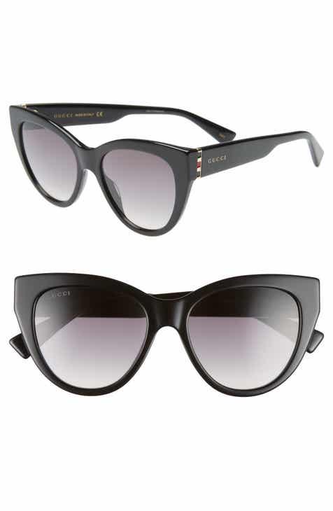 2ac010ce2bec Gucci 53mm Gradient Cat Eye Sunglasses.  360.00. Product Image