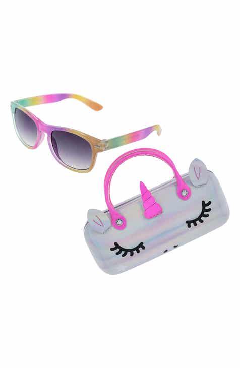 Capelli New York Unicorn Sunglasses   Case Set (Girls) 28b47f2edad0b