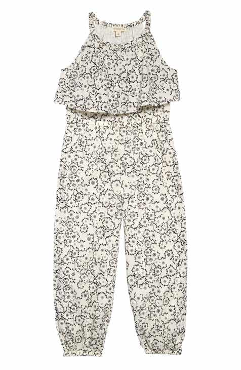 25114c6c337 Tucker + Tate Ruby Print Jumpsuit (Toddler Girls