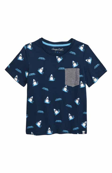 187ad1241b0ac8 Sovereign Code Shark Splash Graphic T-Shirt (Toddler Boys   Little Boys)