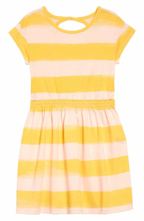 2269254d03a Tea Collection Print Keyhole Dress (Toddler Girls