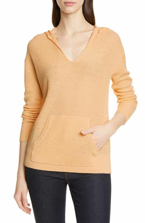 &.Layered Tie Front Crewneck Sweatshirt (Plus Size) by AND LAYERED