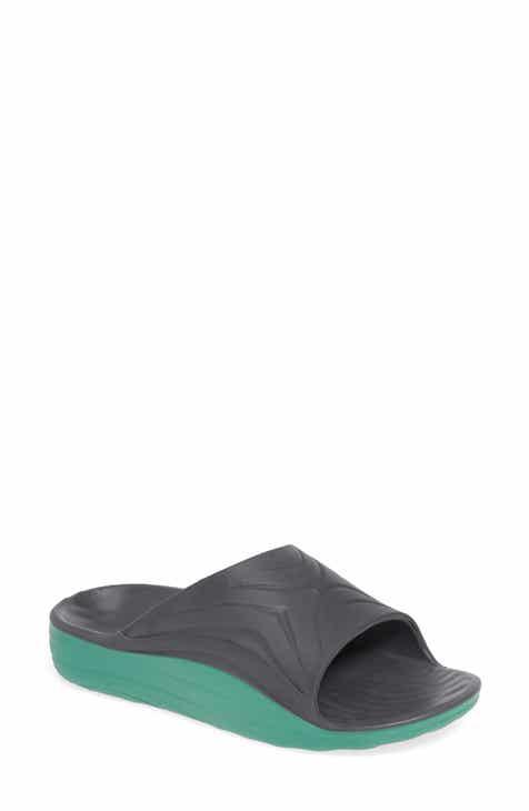 6974e2321 Superfeet Aftersport Slide Sandal (Women)
