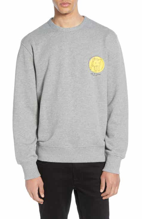 74061a893a88 rag   bone Year of the Pig Graphic Sweatshirt