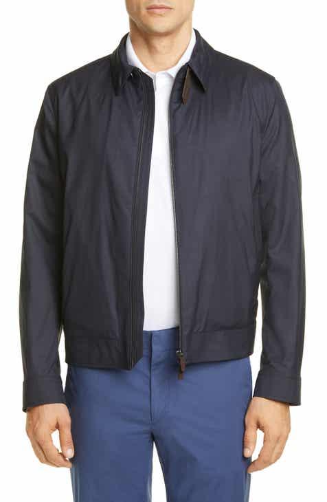 afcc653d4 Men's Ermenegildo Zegna Coats & Jackets | Nordstrom
