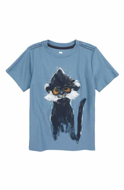 4c5eba22a44 Tea Collection Langur Graphic T-Shirt (Toddler Boys   Little Boys)