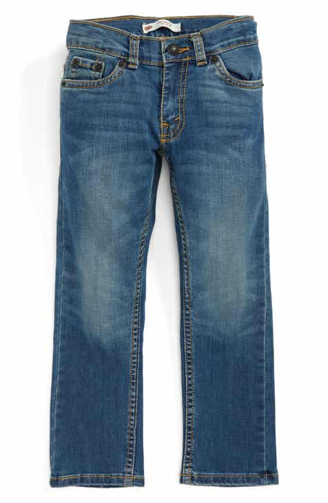 e26454ad Levi's® 511™ Knit Slim Leg Jeans (Toddler Boys & Little Boys)