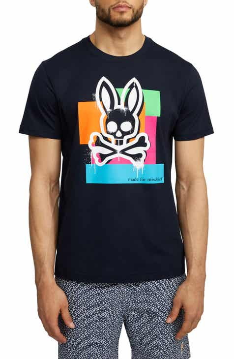 15d4a871a Psycho Bunny Chelburn Graphic T-Shirt