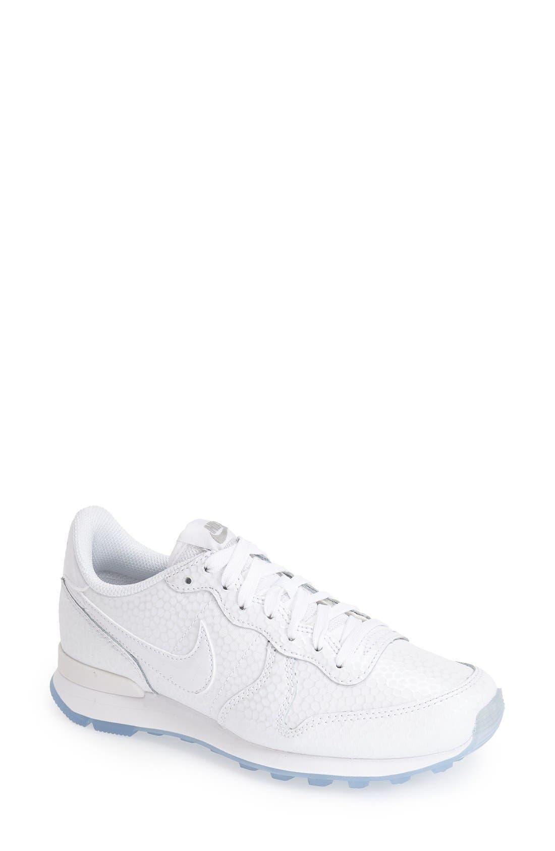 Alternate Image 1 Selected - Nike 'Internationalist PRM' Sneaker (Women)