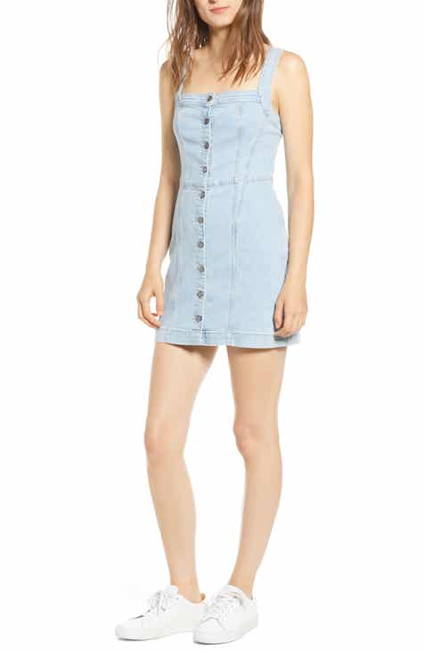 DL1961 Rhea Denim Minidress
