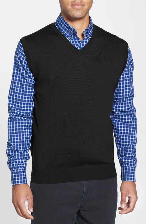 Men's Cutter & Buck Sweater Vests | Nordstrom