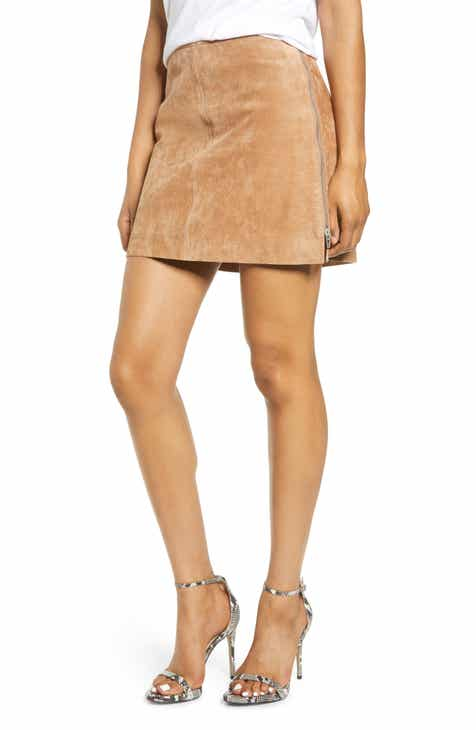6b92033a3 Women's Leather (Genuine) Skirts | Nordstrom