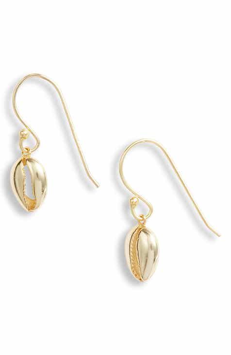 31c990623 Argento Vivo Sterling Silver Seychelle Drop Earrings
