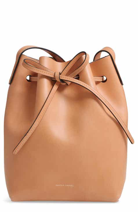 7c1a0f9da Mansur Gavriel Mini Leather Bucket Bag