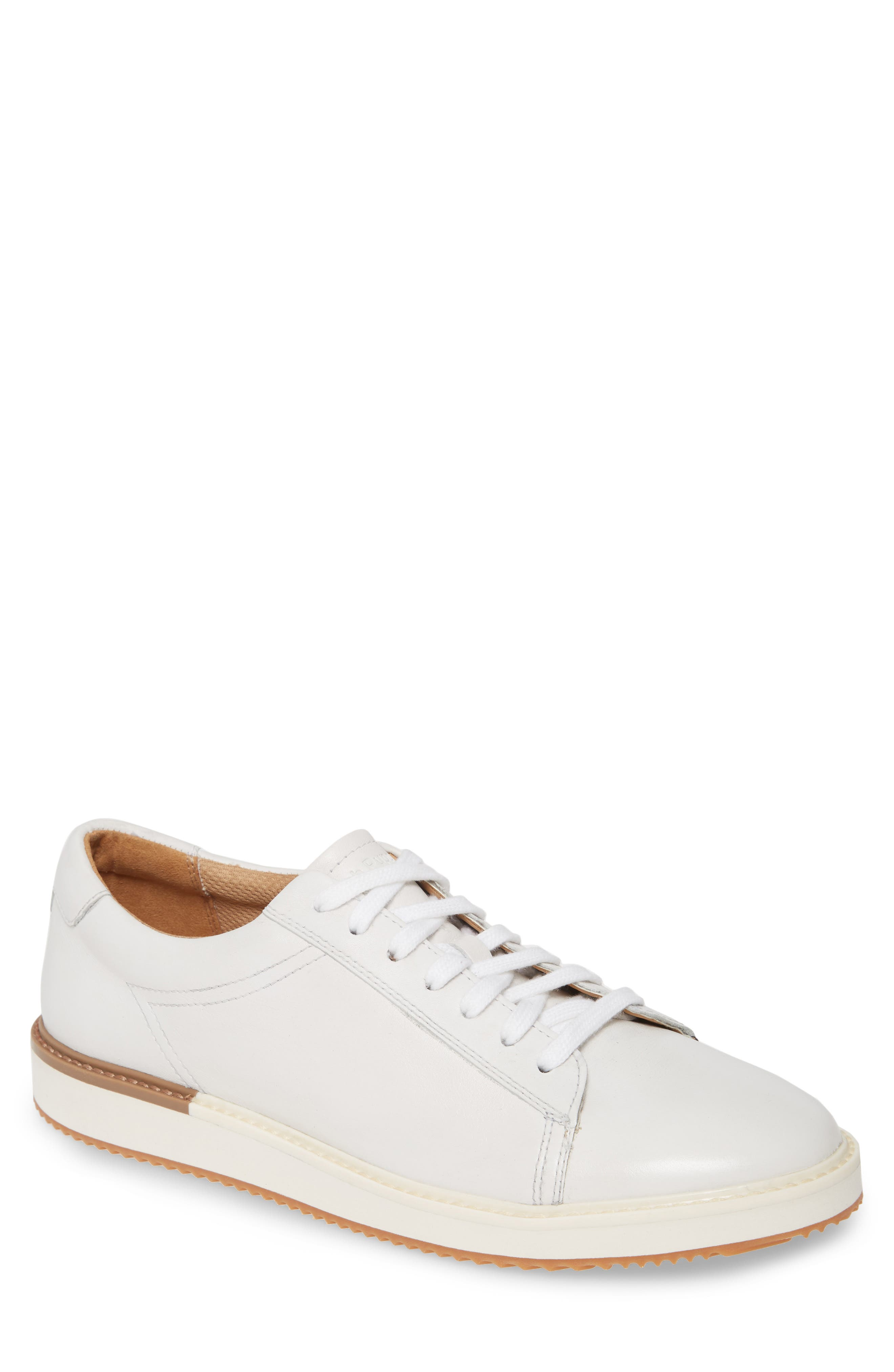 Men's Hush Puppies® All-White Sneakers